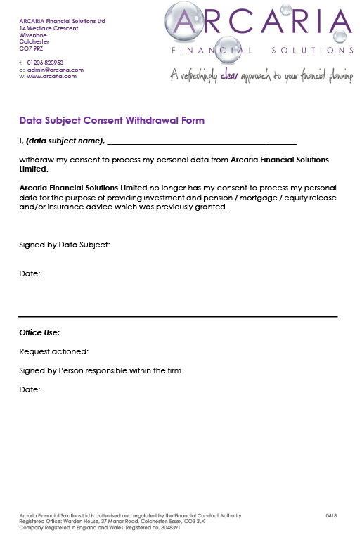 Data Subject Consent Withdrawal Form.pdf
